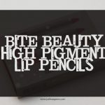 Bite Beauty High Pigment Pencils