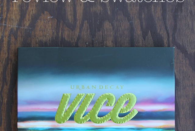 urban decay vice 3 review and swatches
