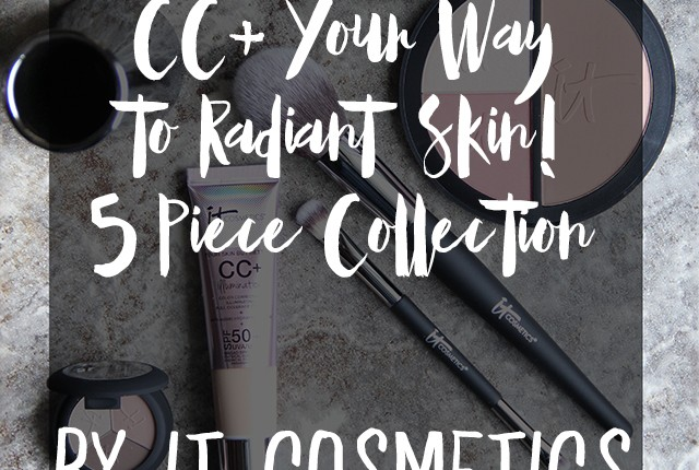 cc+ your way to radiant skin 5 piece collection it cosmetics