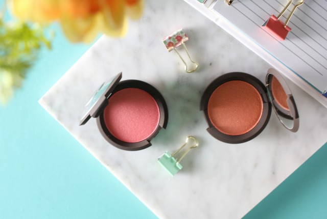 Becca Skin Perfector Blushes, Snapdragon and Tigerlily