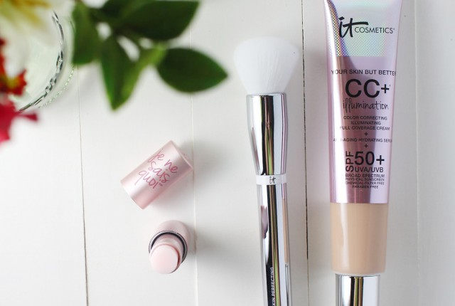 It Cosmetics It's Your Customer Favorites! 4 Piece Collection QVC TSV