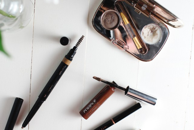 Favorite Eyebrow Products