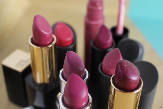 Berry lipsticks I love