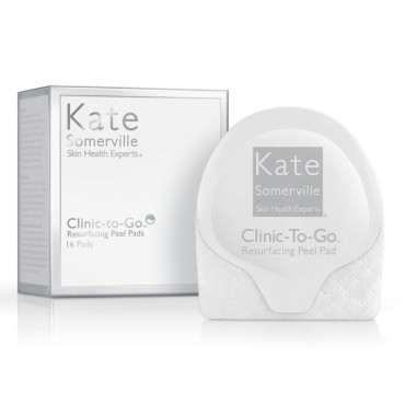 Review: Kate Somerville Clinic-to-go Resurfacing Peel Pads