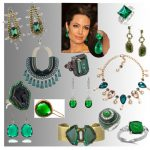 Emerald Jewel Tones