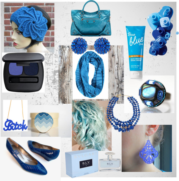 Pantone Color Report Fall 2012- Olympian Blue