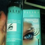 Talika Lash Conditioning Cleanser and Lipocils Expert