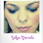 Holiday Look With Mahya Cosmetics {and Giveaway}