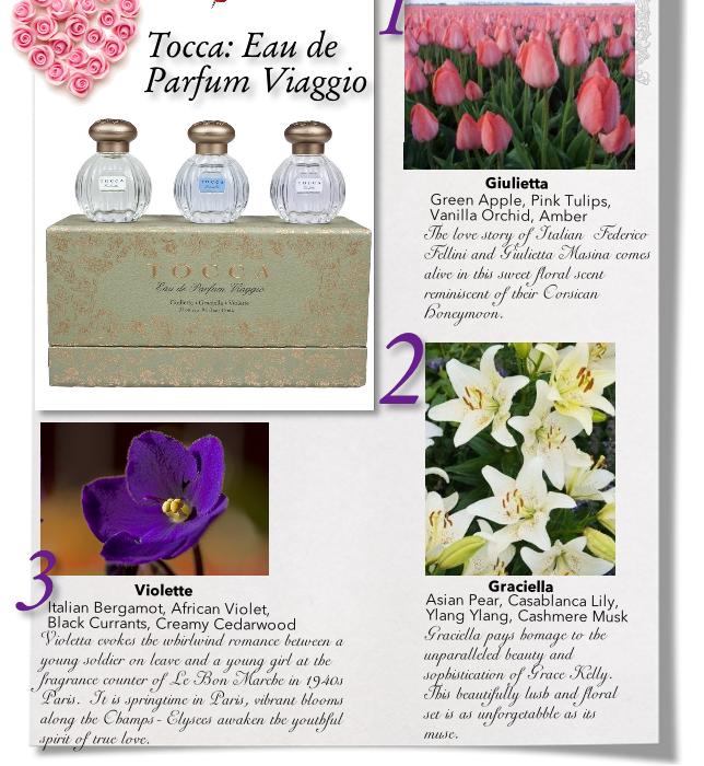Holiday Fragrance Ideas