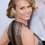 Stacy Keibler's Red Carpet Hair