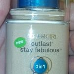 Covergirl Outlast 3-in-1 Foundation {review}