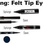 Trending: Felt Tip Eyeliner