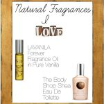 2 Natural Fragrances I Love