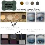 Wearing the Mid Toned Neutrals in Smoky Palettes