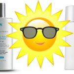 Skinceuticals and Kate Somerville- SPF 50 and Over Keeps Me Sun Safe