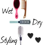 Hairbrushes for Wet Hair, Dry Hair, and Styling