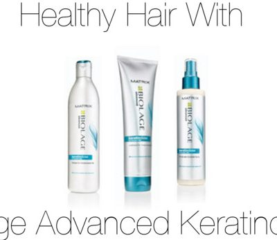 Biolage Advanced Keratindose Review
