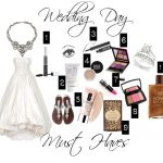 Wedding Essentials- Everything You Need For Your Big Day!