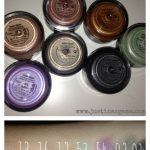 Make Up For Ever Aqua Cream Shadows- My Favorite Waterproof Eyeshadow Base