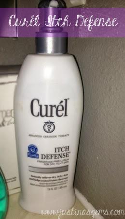 Curél Itch Defense Lotion Review