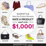 ShopStyle.com Review & Giveaway