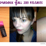 Smashbox Liquid Halo HD Foundation + Fade to Black Be Legendary Lipstick- Fall 2013 Releases