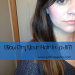 Blow Dry Your Hair in Less Than Half the Time