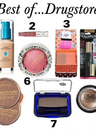 Best of Drugstore Makeup