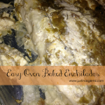 Easy Oven Baked Enchiladas Recipe