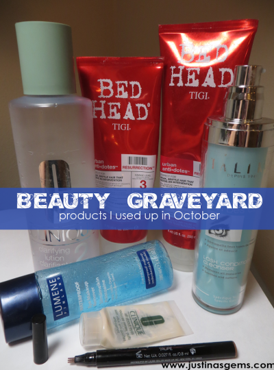 Beauty Graveyard- October