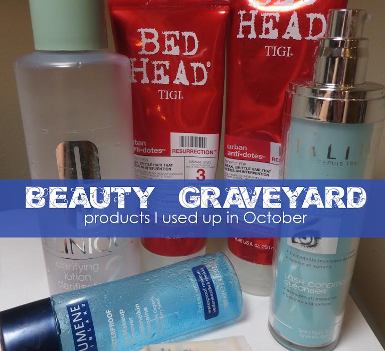 Beauty Graveyard- October