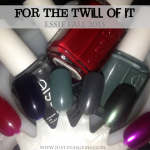 Essie Fall 2013: For the Twill Of It