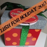 LUSH for Holiday 2013- Happy Christmas