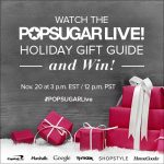 Watch & Win with POPSUGAR Live!