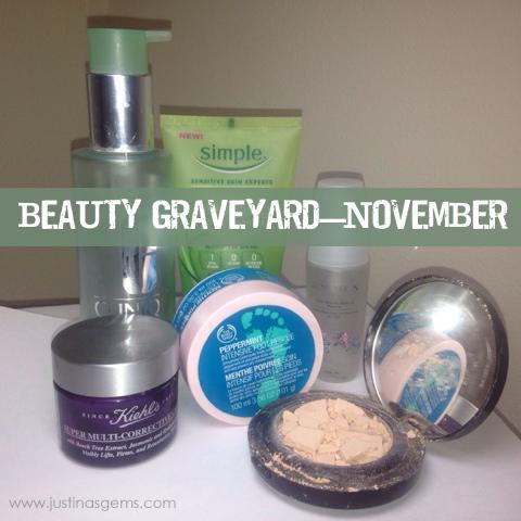 Beauty Graveyard- November 2013