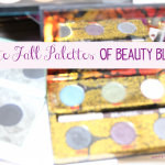 What's Your Favorite Fall Palette?