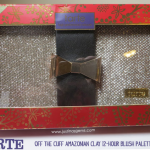 tarte Off the Cuff Amazonian Clay 12-Hour Blush Palette & Bracelet- The Cutest Gift!