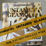 Pur Minerals & National Geographic Wild's Big Cat Week