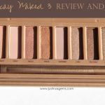 Urban Decay NAKED 3- Review & Swatches!