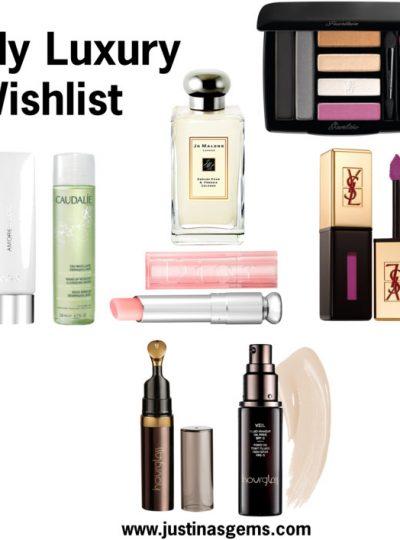 Luxury Wish List