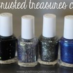 Essie Encrusted Treasures Collection