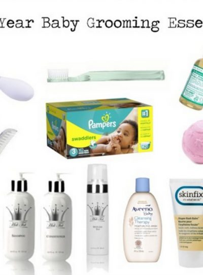 First Year Baby Grooming Essentials