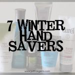 7 Winter Hand Savers