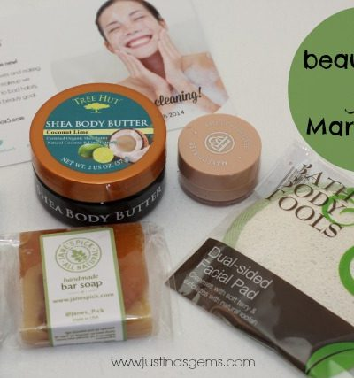 Beauty Box 5- March 2014