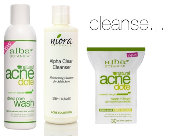 How to Care for Acne Prone Skin