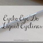 Eyeko Eye Do Liquid Eyeliner Review