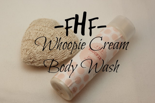 My Favorite Body Wash- Whoopie Cream Shea Butter