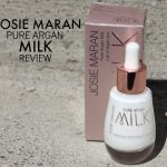 Josie Maran Pure Argan Milk Review