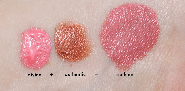 divine and authentic lip tar occ swatches