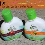 Stur Liquid Water Enhancer- My Pregnancy Drink of Choice!